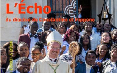 «L'Écho» du diocèse de Constantine et Hippone du mois d'avril 2020