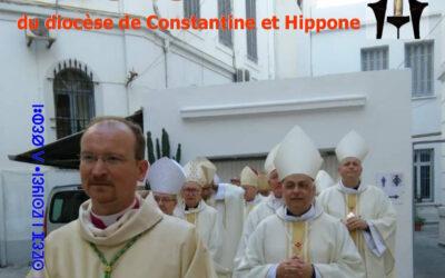 «L'Écho» du diocèse de Constantine et Hippone du mois de février 2020