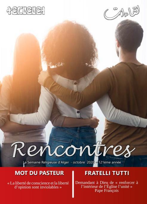 """Nouveau numéro de""""Rencontres"""" du diocèse d'Alger"""