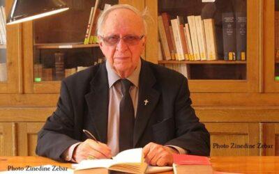 Décès de Monseigneur Teissier, son dernier article écrit pour le site: «Vivre le confinement en France » et son humour…
