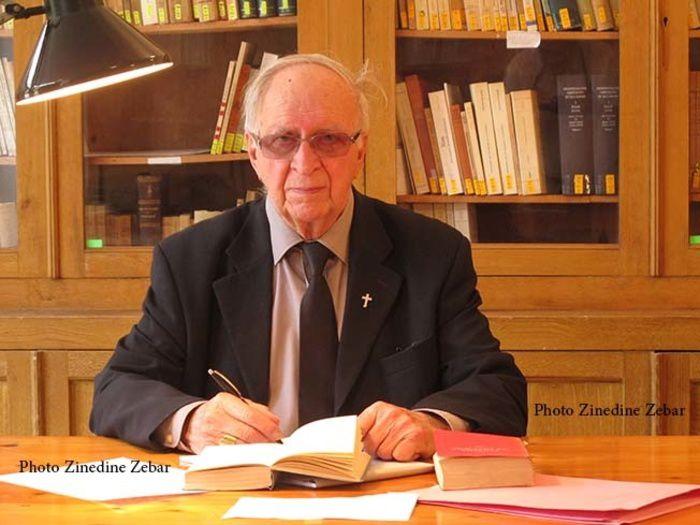 """Décès de Monseigneur Teissier, son dernier article écrit pour le site: """"Vivre le confinement en France """" et son humour..."""