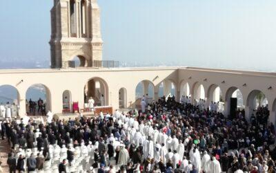Béatification à Oran des Martyrs d'Algérie