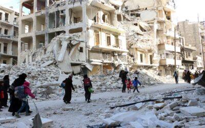 Pour le vicaire d'Alep: l'encyclique «Tous Frères» raconte la souffrance du peuple syrien