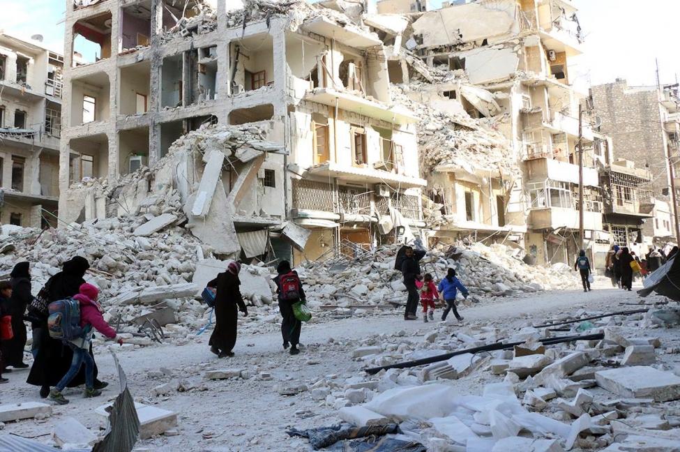 Pour le vicaire d'Alep: l'encyclique ``Tous Frères'' raconte la souffrance du peuple syrien