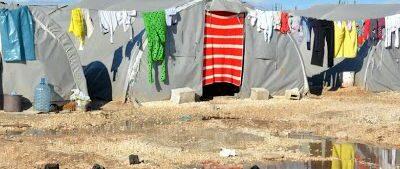 Médecins Sans Frontières : Covid-19 dans le camp de réfugiés de Zaatari, le plus grand de Jordanie