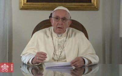 البابا يوجه رسالة فيديو إلى الشبان المشاركين في الحدث الدولي:»Economy of Francesco»