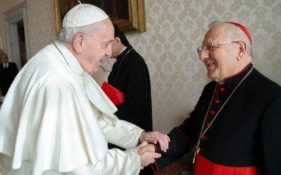 Cardinal Sako: le Pape vient encourager les chrétiens du Moyen-Orient à rester.
