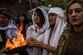 Les yézidis d'Irak, un peuple oublié toujours en souffrance
