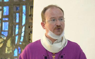 Billet de l'évêque «SOUMIA»
