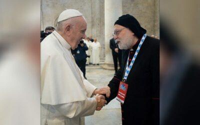 مقابلة مع المطران يوحنا جهاد بطاح حول زيارة البابا الى العراق