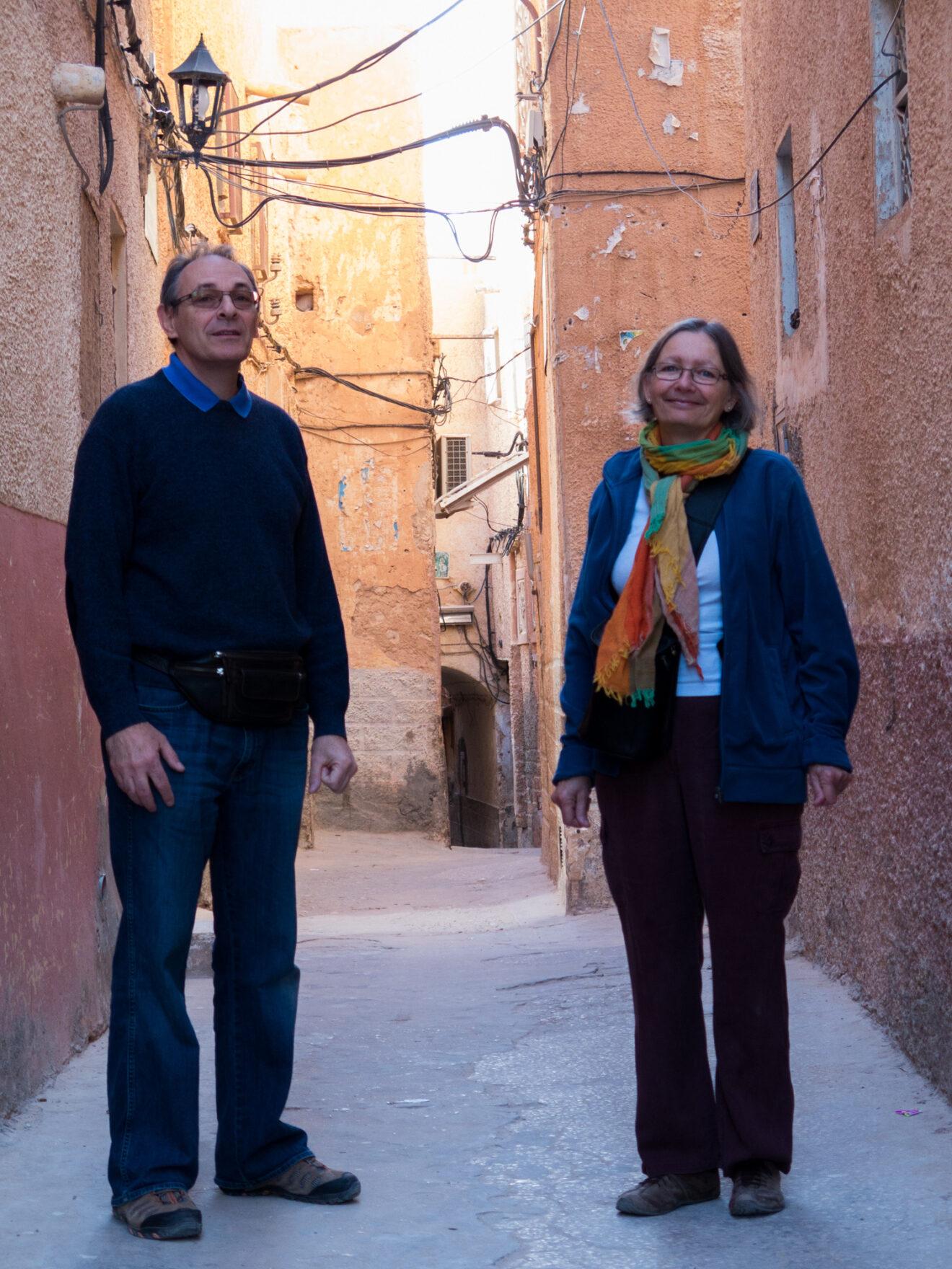 Six années au service de l'Église d'Algérie, Marie et Luc Feillée,  bilan-témoignage