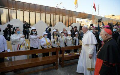 عظة قداسة البابا فرنسيس في القدّاس الإلهيّ في كاتدرائيّة القديس يوسف للكلدان في بغداد السبت 6 مارس / آذار 2021