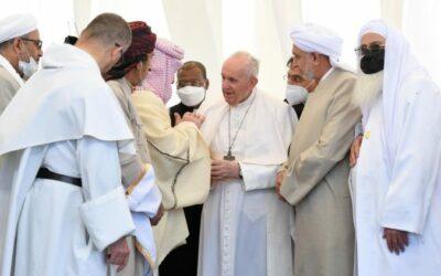 الحوار بين الأديان في حبرية البابا فرنسيس