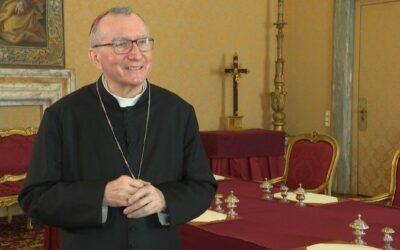 الكاردينال بارولين: البابا فرنسيس سيحمل إلى العراق الرجاء والحوار وإعادة البناء