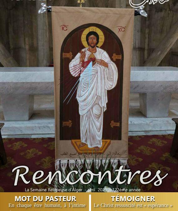 Dernier numéro de «Rencontres» du diocèse d'Alger