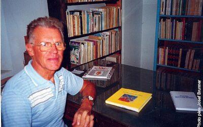 Décès de Jean-Fontaine un grand spécialiste de la littérature Tunisienne