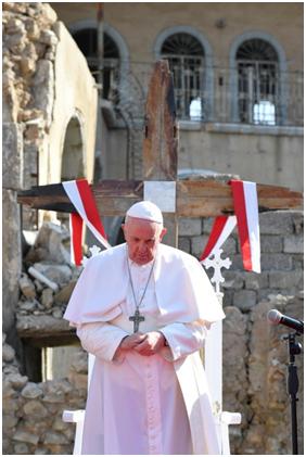 Billet de l'évêque «détermination»