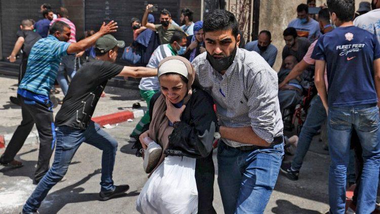 بيان بطاركة ورؤساء الكنائس في القدس حول العنف الحالي في القدس الشرقية