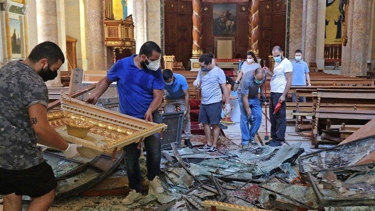 La journée de prière pour le Liban, pour passer des larmes à la lumière