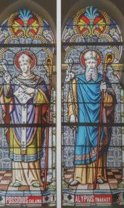 Alype et Possidius