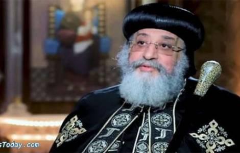 Le Pape Tawadros : l'argent, les médias et le marketing des entreprises sont les véritables «maîtres du monde» aujourd'hui