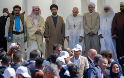 La visite du Pape en Irak vue par un algérien