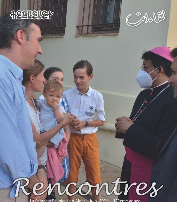 Nouveau numéro de la revue Rencontres du diocèse d'Alger