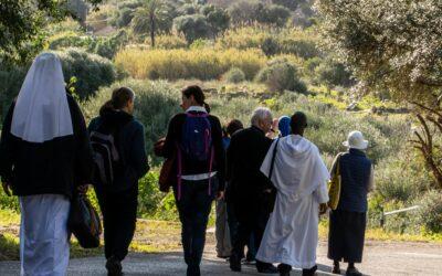 Billet de l'évêque «Marcher ensemble»