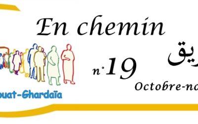 Nouveau numéro de «En chemin» du diocèse de Laghouat – Ghardaïa